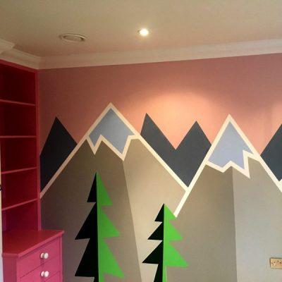 Decorating by Winchester decorators Brimfield's